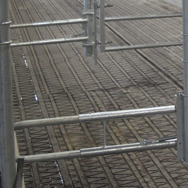 barrière antiretour extensible / Équipements PFB