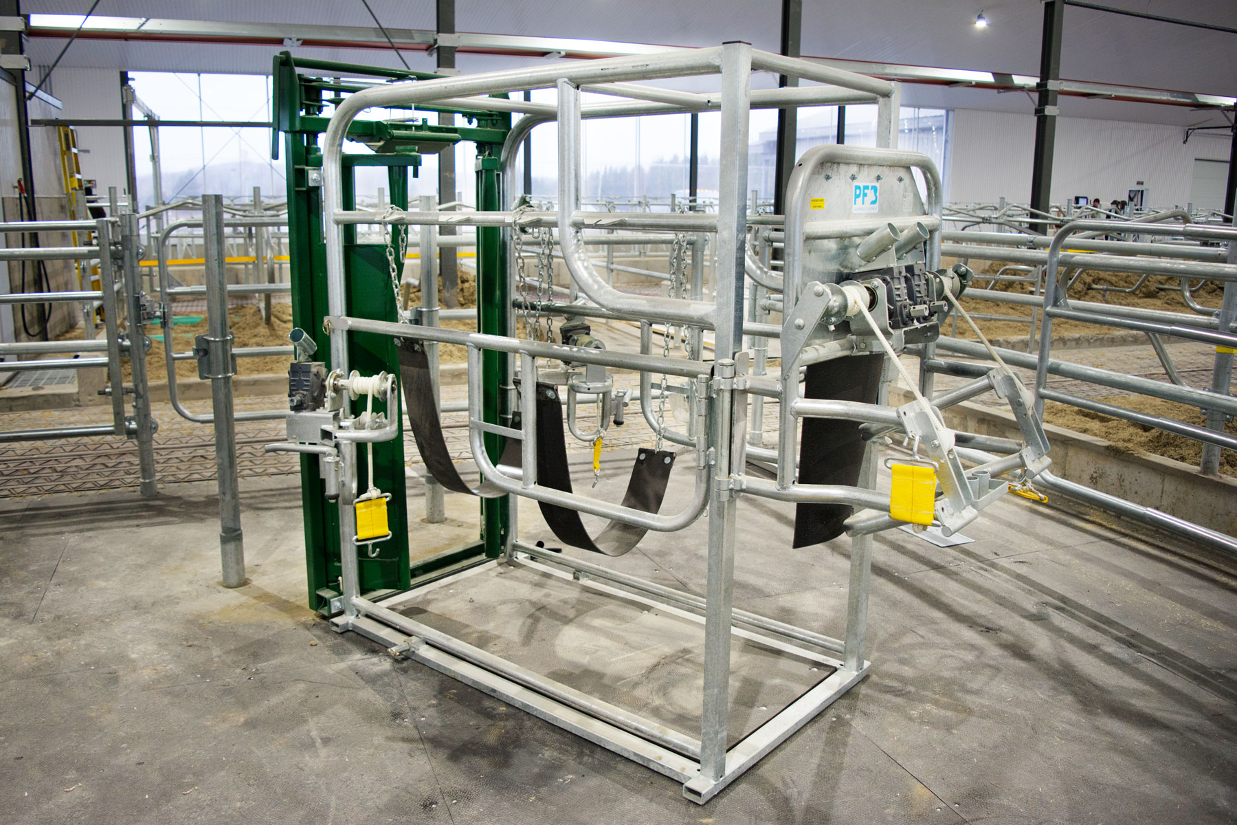 taille sabot installation agricole laitière / Équipements PFB